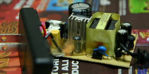 power supply insides